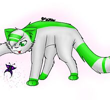 Toxicquill by Wolfstar956