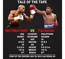 Tale of Tape Photographic Print