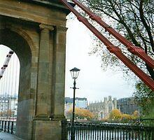 Bridge to Glasgow by Andrea Jehn Kennedy