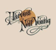 """Neil Young """"Harverst"""" T-Shirt"""
