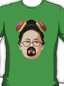 Kim Jong-un Heisenberg Art T-Shirt
