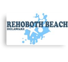 Rehoboth Beach - Delaware. Canvas Print