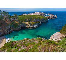 Big Sur Point Lobos State Park China Beach Photographic Print