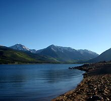 The Twin Lakes by negative01