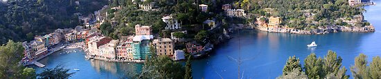 Portofino, Ligury by sstarlightss
