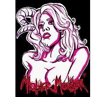 Mother Monster Photographic Print