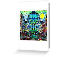 ISLANDS - Roman Nights series Greeting Card
