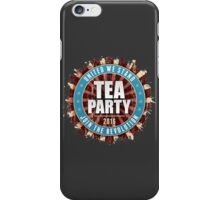 Join The Revolution iPhone Case/Skin