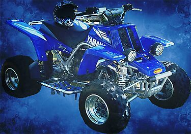 Yamaha Banshee by Glenna Walker