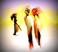 Three Ladies by Jessielee72