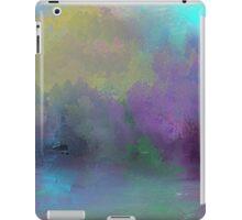 Abstract Tree's Landscape iPad Case/Skin