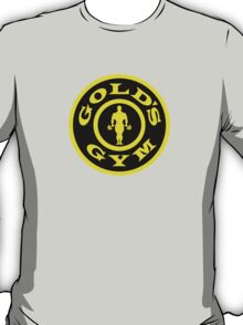 New Golds Gym  T-Shirt