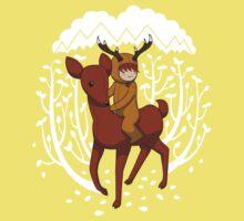 Deer Rider Kids Clothes