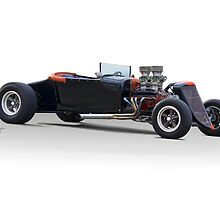 1927 Ford Roadster 'Evil's other Brother' by DaveKoontz