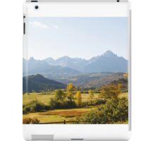 Rural Colorado iPad Case/Skin