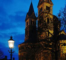 O.L.V.Munsterkerk, Roermond by George Parapadakis (monocotylidono)