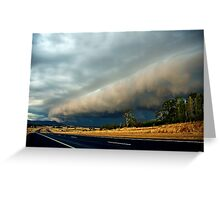 Stormfront  Greeting Card