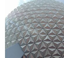 Spaceship Earth- Epcot by caileystavern