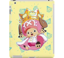 Tony Tony Chopper King Version iPad Case/Skin