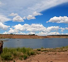Lake Eucumbene by Mark Robinson