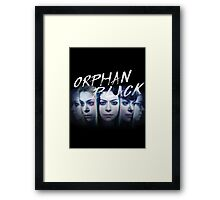 Orphan Black Season 3 Framed Print