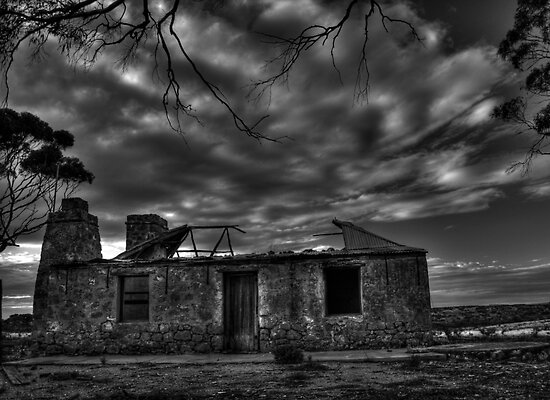 Back to The Past by Dave  Hartley