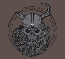 Viking Skull by viSion Design