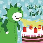 The opposite of blowing out candles. by lisamax