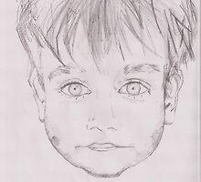 Portrait of Will by Lottie-g