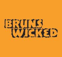 BrunsWicked (black) by Satta van Daal
