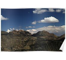 Chiricahua National Monument Landscape 3 Poster