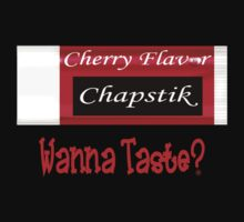 Cherry Chapstik by yvonne willemsen