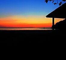 sunset by barneygreen12
