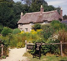 Thomas Hardy Cottage, Dorset by rgtmum