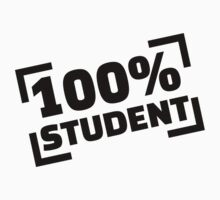 100% Student by Designzz