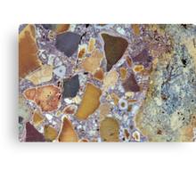 Laterite Rock Canvas Print