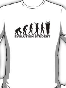 Evolution Student T-Shirt