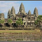 Angkor Watt by Shaun Whiteman