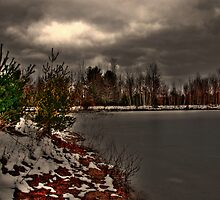 Winters Majestic Beauty by Christopher Keough
