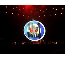 the who Photographic Print