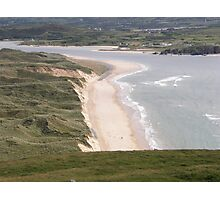 Lagg Beach Malin Co Donegal Ireland Photographic Print