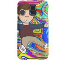 Weird Trippy Thing Samsung Galaxy Case/Skin