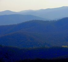 Shenandoah National Park by soulfocus