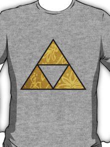 Triforce Floral T-Shirt