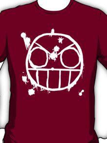 Darn Graffitti - White T-Shirt