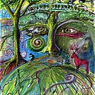 The Green Man by Candy Matthews