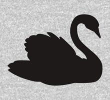 Black swan Kids Clothes