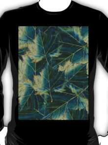 Leaves drawing  T-Shirt