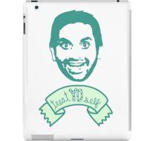 Treat Yo Self - Tom Haverford - Parks and Rec iPad Case/Skin