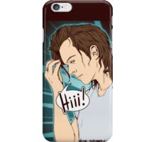 Hiii! iPhone Case/Skin